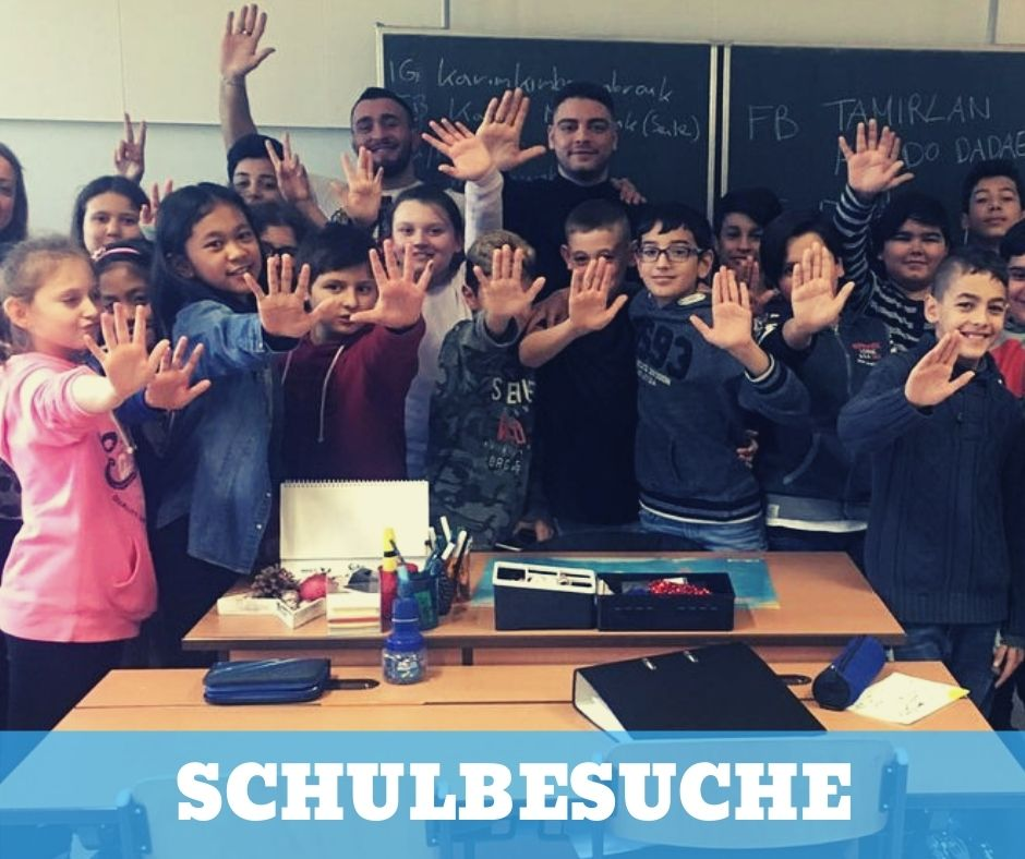 Schulbesuche Not In God's Name